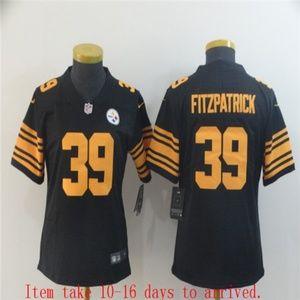 Women Pittsburgh Steelers Minkah Fitzpatrick Jerse